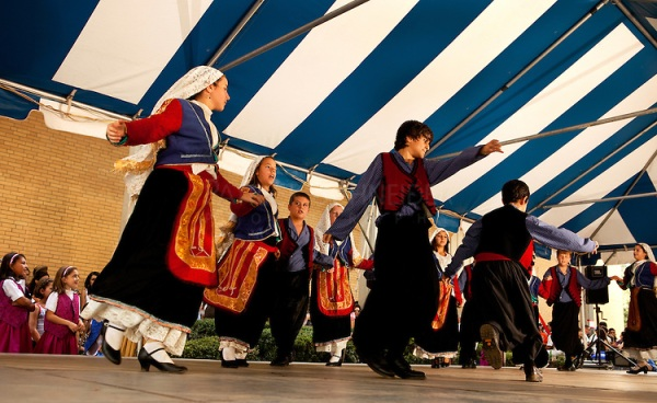 Yiasou Greek Festival celebrates Greek heritage in Charlotte, NC