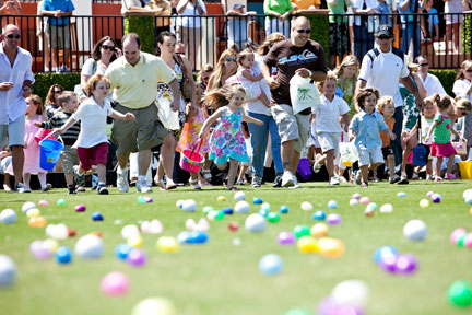 Easter in charlotte south charlotte newcomers ipc easter egg hunt negle Images