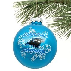 Panthers ornaments