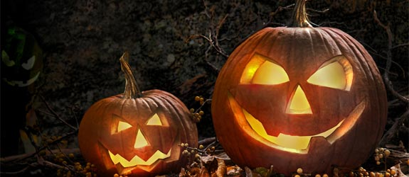 decoration-halloween-pas-chere-affreuse-halloween-kurbisse-dekoration
